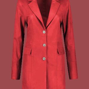 1578040030 blazer rider long red front